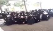 بالفيديو.. فتيات يمنيات تتحدين ميليشيا الحوثي في المدارس