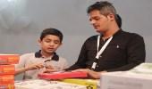 جناح الطفل في معرض الرياض للكتاب يمزج المتعة بالفائدة