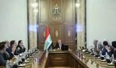 العراق يشكر خادم الحرمين لمبادرته إنشاء استاد رياضي ببغداد
