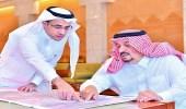 أمير الرياض يستقبل مدير فرع وزارة النقل بالمنطقة ويبحث معه المعوقات والحلول