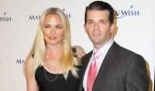 """فانيسيا تقيم دعوى طلاق ضد """" ترامب """" الابن"""
