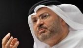 """قرقاش: فقدان مهنية """" الجزيرة """" ومذيعيها أهم ضحايا الأزمة القطرية"""
