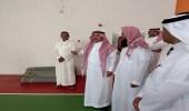 بالصور.. مدير تعليم الرياض يتفقد سير العملية التعليمية في رماح