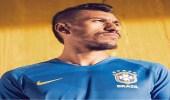 """"""" نايكي """" تكشف عن قميص البرازيل الأساسي والاحتياطي بالمونديال"""