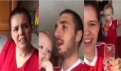 بالفيديو .. سيدة تلقن زوجها درسا قاسيا بسبب مباراة