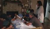 فيديو مؤثر لأسرة مريض تودعه قبل لحظات من وفاته