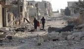 المرصد السوري: مقتل 3 مدنيين إثر قصف نظام الأسد على الغوطة