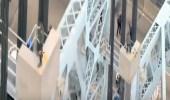 بالفيديو.. إنقاذ شاب حاول الانتحار في آخر لحظة