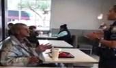 بالفيديو.. طرد مشرد من ماكدونالدز يثير الغضب بمواقع التواصل