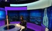 بالفيديو.. عضوان الأحمري يحرج صحفي قطري بردود قاسية