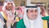 بالصور.. الشاعر خالد المريخي يحتفل بدخوله القفص الذهبي