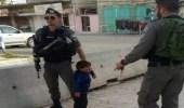 بالفيديو.. قوات الاحتلال تعتقل طفل عمره 3 سنوات