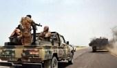 الجيش اليمني يطهر 4 مواقع من الحوثيين بمديرية صرواح