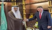 بالصور.. أمير الباحة يستقبل القنصل الأمريكي لدى المملكة