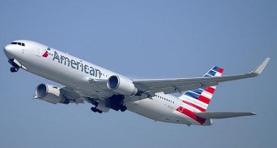 طائرة أمريكية تتخلص من 33 طن وقود لإنقاذ حياة مسافرة