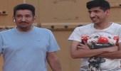 بلوزة نواف تحير عبدالله السدحان