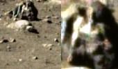 فيديو غريب لكائن فضائي على سطح القمر
