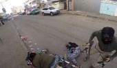 بالصور.. داعش يقتل مواطنا ويصيب آخرا في عدن