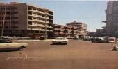 صورة نادرة لمحافظة جدة تعود للستينات
