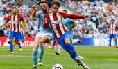 أتلتيكو مدريد يفوز على سيلتا فيجو في الدوري الإسباني