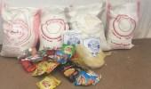 مصادرة مواد غذائية من أحد البقالات في روضة هباس
