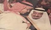 شاهد صور نادرة للملك سلمان وولي العهد في الصغر