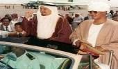 صور نادرة لزيارة الملك خالد للخرطوم قبل 45 عام
