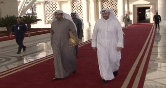 """بعد الرياض.. أمير الكويت يوجه رسالة إلى """" تميم """""""