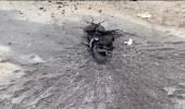 إصابة مواطن إثر سقوط شظايا مقذوف حوثي على نجران
