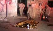 الصور الأولى للمصري ضحية صواريخ ميليشيا الحوثي بالرياض