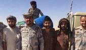 حرس الحدود يعثر على 3 مواطنين فقدوا في صحراء الربع الخالي