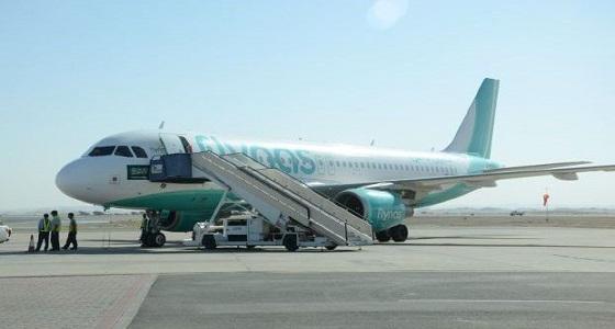 طيران ناس يعلن بدء رحلاته المباشرة للعراق من جدة والمدينة