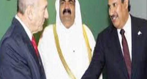 """القحطاني يفضح أكاذيب """" حمد بن جاسم """" بشأن فلسطين"""