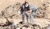 """العثور على مقبرة ضمت 36 جثة تعود لقادة """" داعش """" بالعراق"""