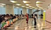 مركز الملك فهد الثقافي بالرياض يختتم مهرجان الفرق الاستعراضية ويكرم الفائزين