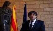 الشرطة الألمانية توقف رئيس كتالونيا على الحدود مع الدنمارك