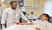 بالصور.. 504 متبرعين بالدم في معرض الرياض الدولي للكتاب