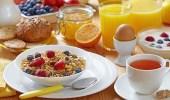 5 أشياء محظور تناولها على الفطور