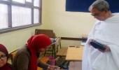 شاهد.. مصري يصوت بملابس الإحرام في انتخابات الرئاسة