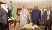 بالصور.. المشرف على مكتب أمير الرياض يحضر حفل سفارة بنجلاديش
