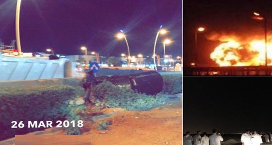 """تحذيرات لمصورو """" سناب شات """" من توثيق شظايا صاروخ الرياض"""
