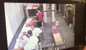 أمن المطار يسرق حقيبة سائحة