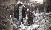 إجلاء 300 شخص من الغوطة.. وحقوقية: النظام يظهر لا مبالاة فظيعة