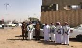 بالصور.. شرطة الجوف تنفذ حملة ميدانية تفتيشية بمدينة سكاكا