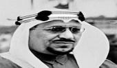 بالصورة..موقف استدعى الملك سعود لإيقاف موكبه لتقديم المساعدة