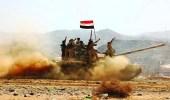 الجيش اليمني يفتح جبهتين قتال انطلاقا من مديريتي غمر ورازح