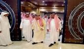 بالصور.. أمير نجران يستقبل المعزين في وفاة الأمير خالد بن عبدالعزيز