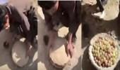 بالفيديو.. أبسط طريقة لإبقاء العنب طازجا لـ6 أشهر
