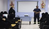 تكريم معلمة أنقذت إحدى طالباتها في المدينة المنورة