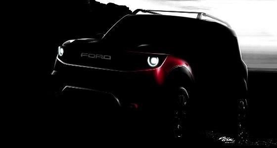 """بالصور.. الكشف عن """" فورد برونكو واكسبلورر ST وموستانج شيلبي GT500 """""""